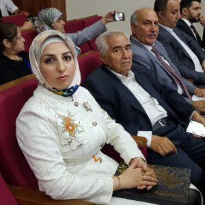 Participating in Erbil Leadership Forum 2019