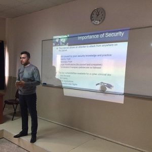 Basic Information Security training lecture
