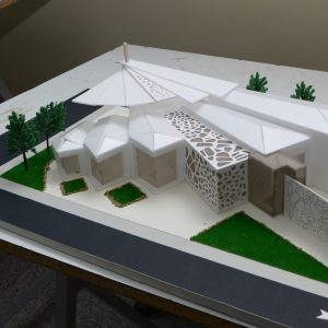 The final submission of villa projects