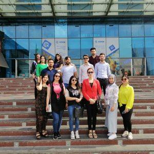 Scientific Trip to Duty Free & Family Mall in Erbil