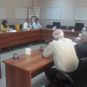 Meetings and preparations of the Faculty of Finance and Administrative Sciences for the third scientific conference of Cihan University – Erbil