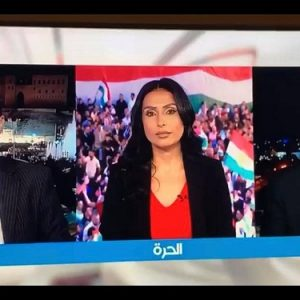 In a TV interview, the rapporteur of the Department of International Relations and Diplomacy outlines several scenarios for the future of Iraq