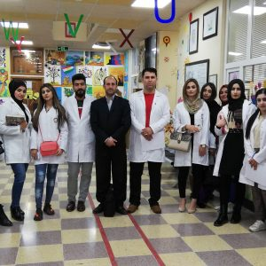 A Practical project by the Third stage students of Nutrition Department