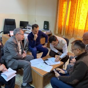 Formation of a Scientific Committee for evaluating the Curriculum of Nutrition Dept.