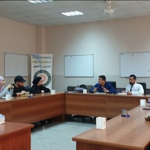 Cihan university-Erbil, participates Kurdistan Universities Academic Debate