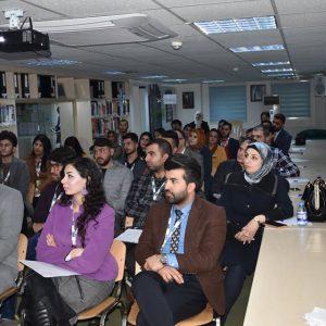 Seminar participation in the University of Kurdistan