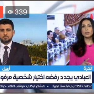 A lecturer from the International Relations Department to Al Hurra Satellite TV – Iraq:  indifference to the demands of the demonstrators, puts Iraq in a dark tunnel