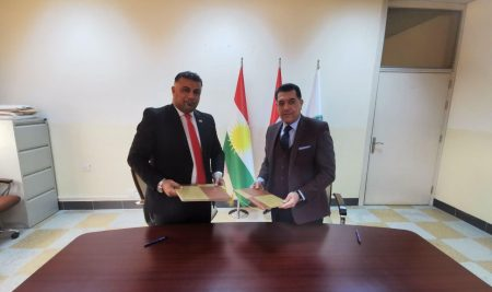 An Agreement between Cihan University-Erbil and Al- Irshad foundation for Arbitration as well as Cultural and Legal Development