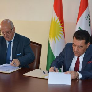 Memorandum of understanding between Cihan University – Erbil and Northern Technical University