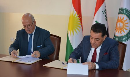 Memorandum of understanding between Cihan University – Erbil and Northern Technical University