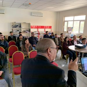 The Department of Communication and Computer Engineering held an academic workshop