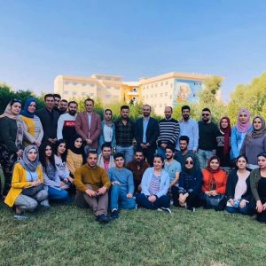 The Nutrition Department Warmly Welcomed First Stage Students for the academic year 2019-2020