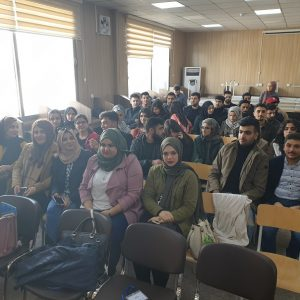 Top students of Translation Department attending Inter University Competition