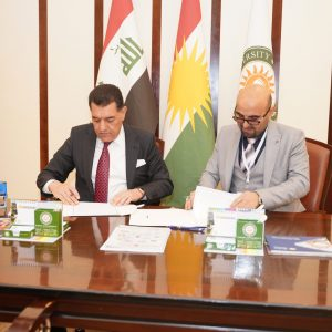 Memorandum of understanding between Cihan University – Erbil and Al-Qalam University College
