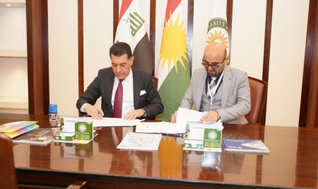 Memorandum of understanding between Cihan University – Erbil and Al-Qalam University College