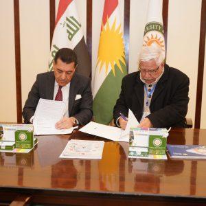 Memorandum of understanding between Cihan University – Erbil and Al Furatain University