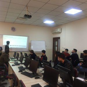Presenting a Seminar on University Grading System