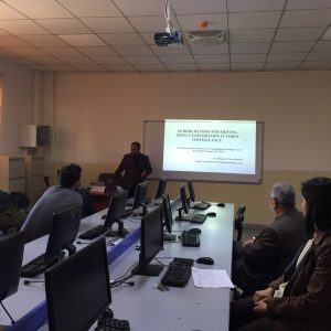 Seminar Presentation on Target Identification Systems