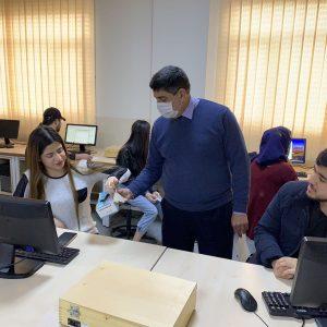 Educating students about corona virus