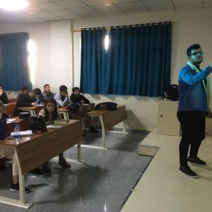 Communication and Computer Engineering Solving Exercises For Electrical Circuits By Students Of The First Stage