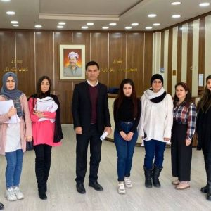 A visit to Kurdistan Standardization and Quality Control Authority