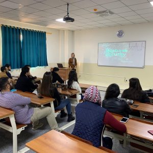 Communications and Computer Engineering Seminar for 4th Stage Student In Computer Networks Course