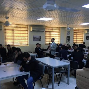 Discussion groups … a scientific method for developing the linguistic capabilities of students of the Department of International Relations