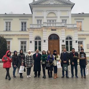 Third Day Program of the Delegation from Nutrition Department of Cihan University- Erbil to Warsaw University of Life Science, Poland