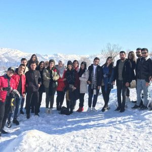 A trip to Mount Korek