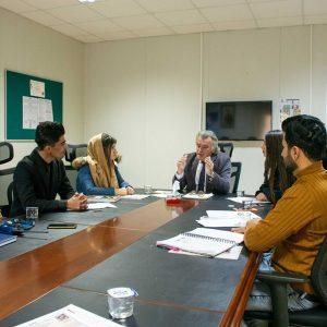 Scientific Visit Department of General Education to the British international schools in Kurdistan