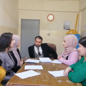Department of General Education Scientific Visit to the Chanar School for Girls
