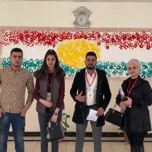 Scientific Visit Department of General Education to the the Fakhir Mercury School
