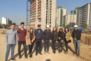 Scientific Trip to Pearl Towers Project/ Empire Company / Erbil