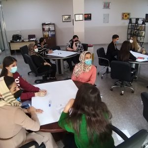A Training Activity of the Skills of Preparing Concept Maps
