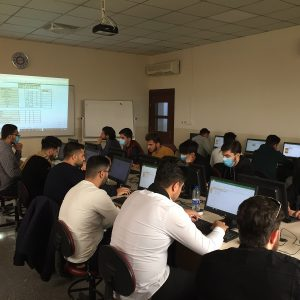 A Data Analysis Competition for Students of Computer Science Department