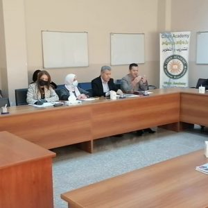 Department of International Relations and Diplomacy performed practical negotiation acting