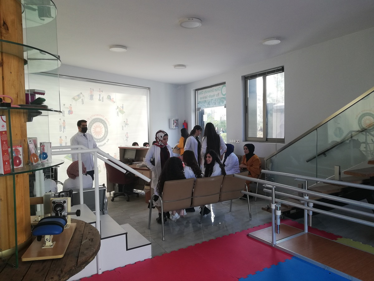 Physiotherapy unit – Short time and more Service