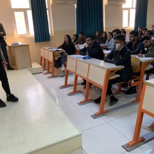 Department of English Language Launched an Academic Competition