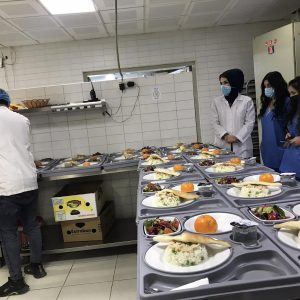 A Series of Scientific visits to a number of hospitals in Erbil