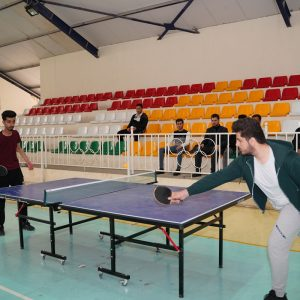 Table Tennis tournament for Students of Cihan-Erbil University