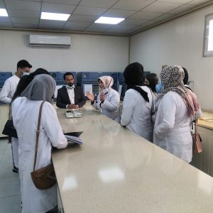 A Field Visit to Blood Bank of Erbil