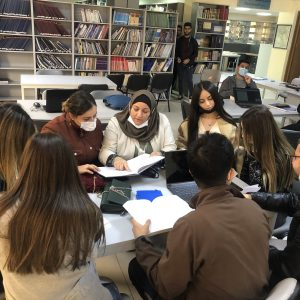 A Scientific Activity on Using Library Resources to Conduct a Scientific Research