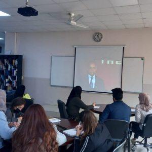 Students Interpreting Workshop