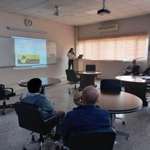 Western Union System for Money Transfers in A Seminar for The Accounting Department
