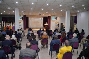 دووهمین كۆنفرانسی نێودهوڵهتی بۆ ئهندازیاری تهلارسازی و شارستانی لە زانکۆى جیهان بەڕێوەچوو-10
