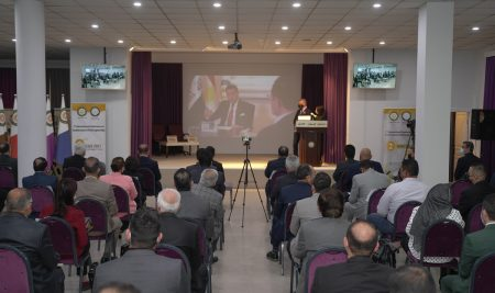 Cihan University-Erbil organized the second international scientific conference on Architecture and Civil Engineering