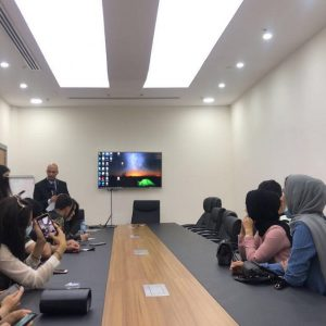 The Department of Banking and Financial Science organized a scientific visit to Cihan Bank for Investment and Islamic Finance