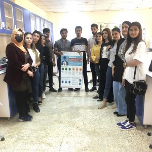Presenting Billboardson Scientific Subjects by Students of Medical Biochemical Analysis Department