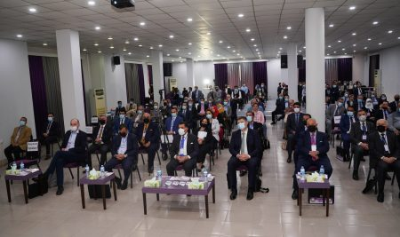 A university in Kurdistan Region held the 2nd Scientific Teleconference on Administrative and Financial Sciences in cooperation with a top European university