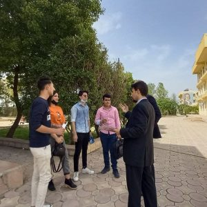Practical Activity for Accounting Students -Speaking to a Foreigner